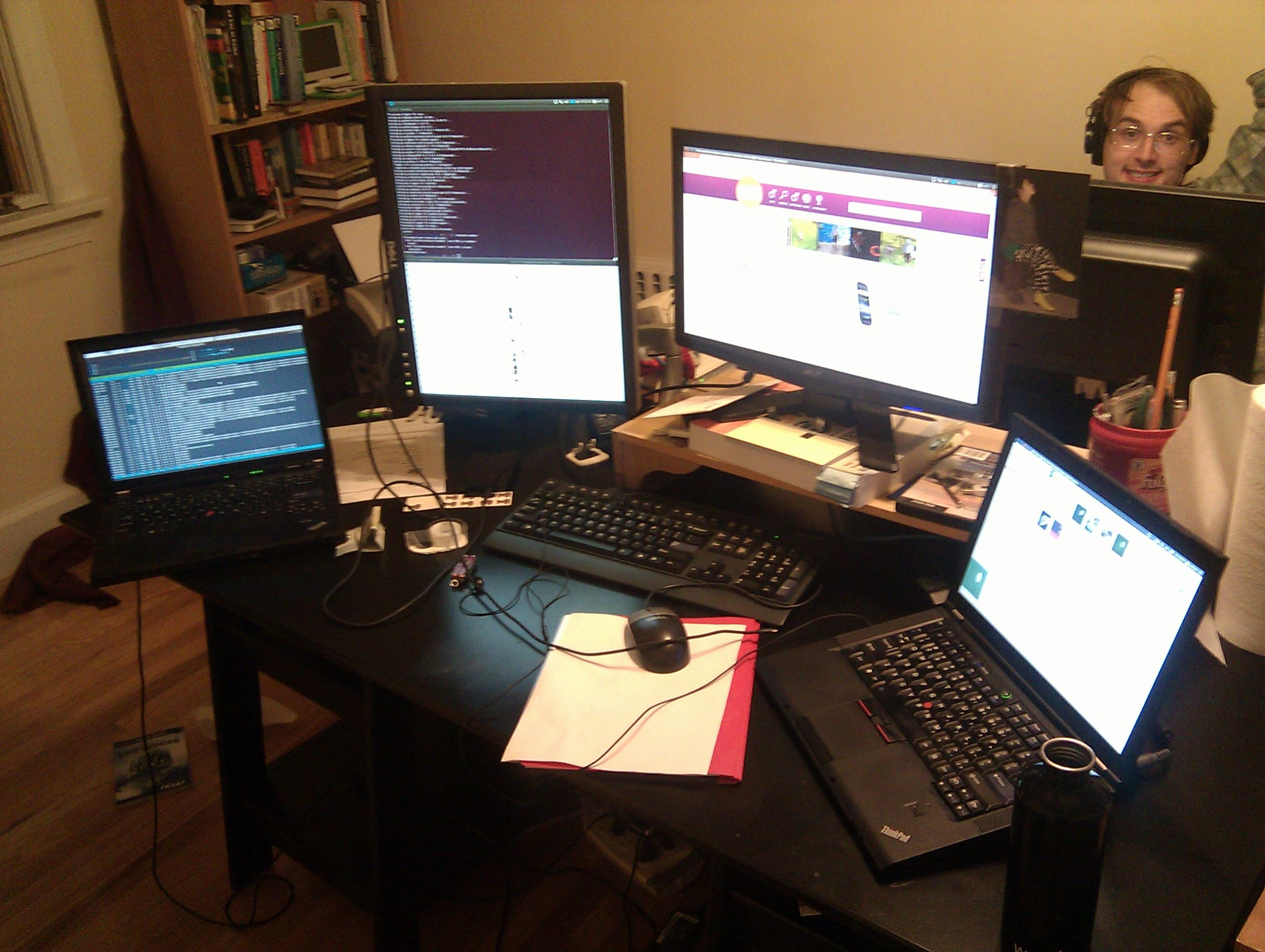 dual Screen benefits for programmers
