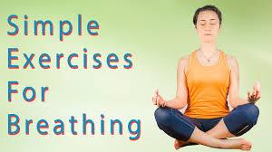 Simple Prayanama Exercises