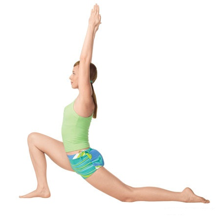 Stretching-Exercises-To-Increase-Height-The-low-lunge-arch - Fajar
