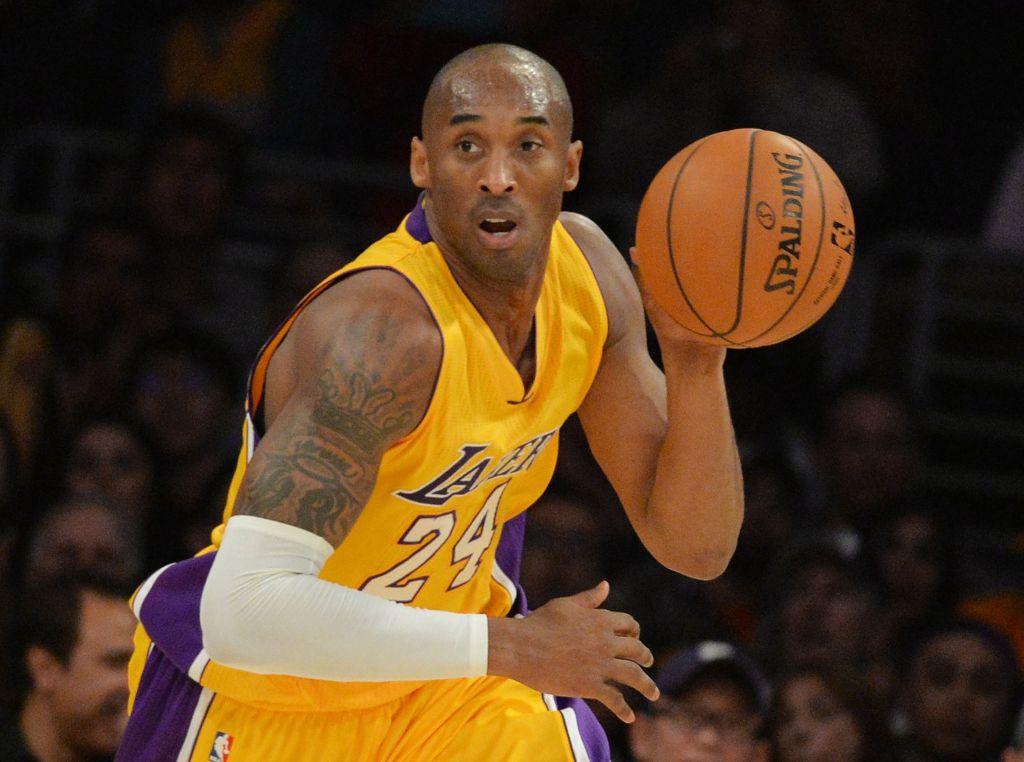 Kobe Bryant NBA legend