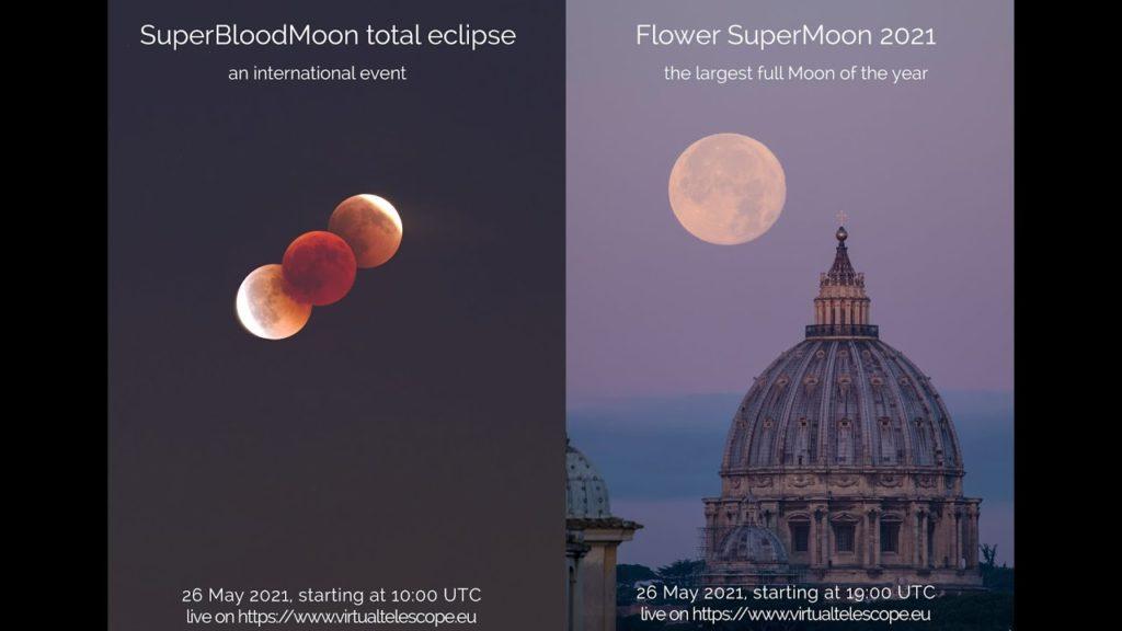 Super Flower Blood Moon