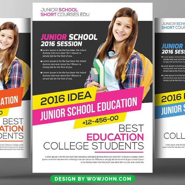 2022 Free Psd Flyer Templates Download